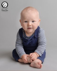 Bronze award winner in the Guild of Photographers' Image of the Month competition for baby photography