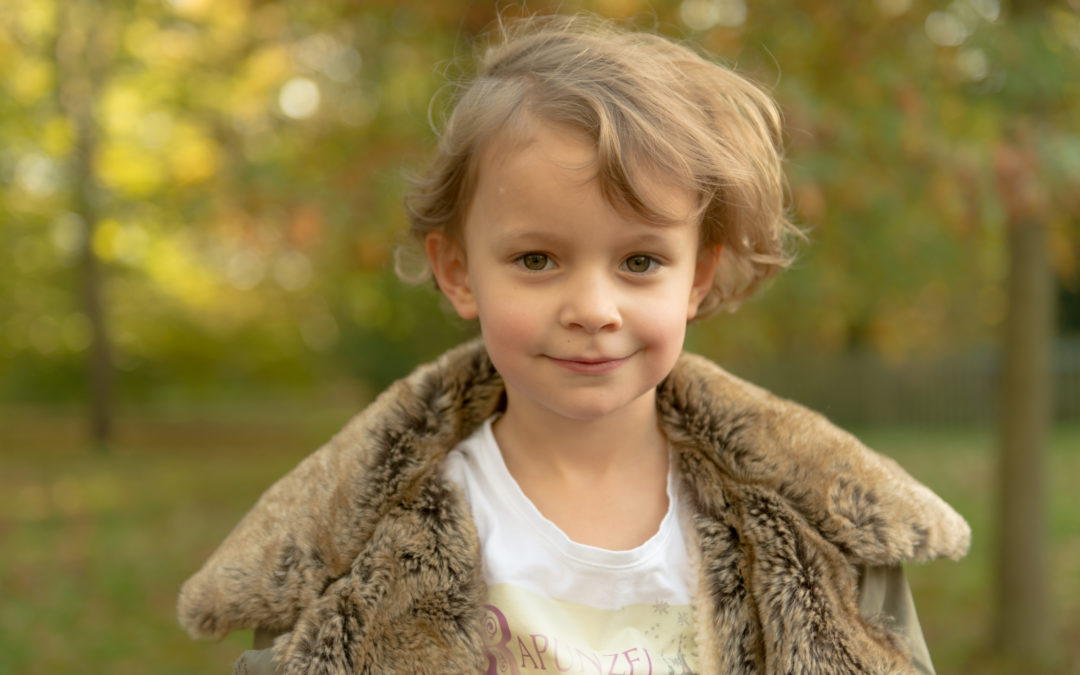 Themed Autumn Photo Sessions in London and Surrey