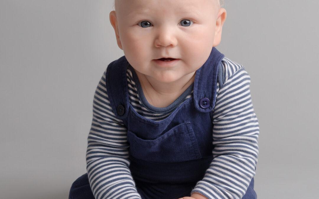 Award-winning baby photography in London